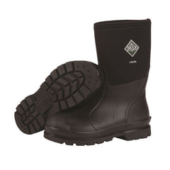 "Muck Men's 12"" Chore Mid Boots (CHORE) / Work Boots - Totowa Airsoft"