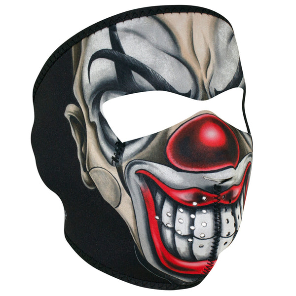 Neoprene Full Face - Chicano Clown Mask (WNFM411) / Mask - Totowa Airsoft