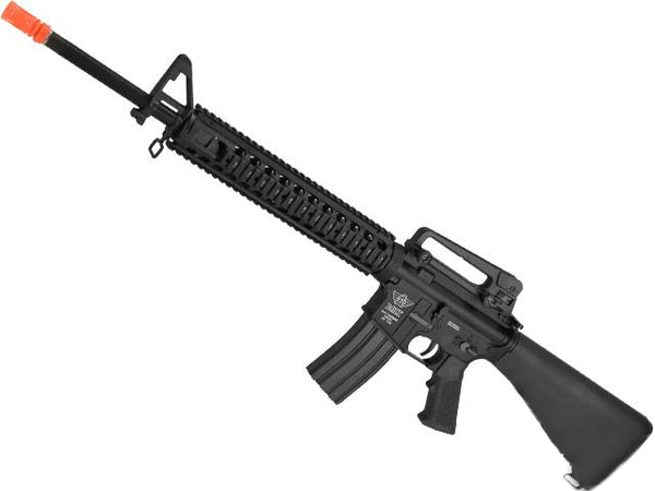 Bolt M16A4 BRSS Rifle (ASRE356) / AEG Airsoft Rifle - Totowa Airsoft