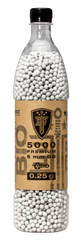 Elite Force 5000 BIO 0.25g BB's (BBBE255M) / Outdoor Airsoft Ammo - Totowa Airsoft