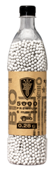 Elite Force 5000 BIO 0.28g BB's (BBBE285M) / Outdoor Airsoft Ammo - Totowa Airsoft