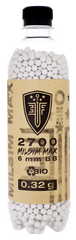 Elite Force 2700 BIO 0.32g BB's (BBBE3227M) / Outdoor Airsoft Ammo - Totowa Airsoft