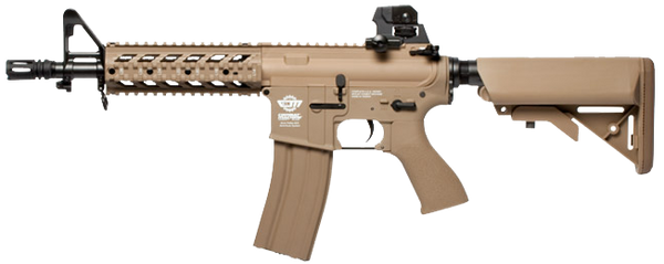 G&G CM16 Raider Short Rifle (ASRE282T) / AEG Airsoft Rifle - Totowa Airsoft