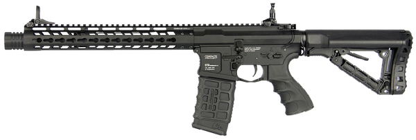 "G&G CM16 Wild Hog 12"" Rifle (ASRE285-12) / AEG Airsoft Rifle - Totowa Airsoft"