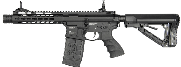 "G&G CM16 Wild Hog 7"" Rifle (ASRE285-07) / AEG Airsoft Rifle - Totowa Airsoft"