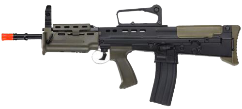 ICS L85A2 Carbine Rifle (ASRE275) / AEG Airsoft Rifle - Totowa Airsoft