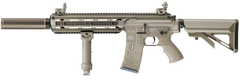 ICS CXP16 M4 Long Rifle (ASRE336T) / AEG Airsoft Rifle - Totowa Airsoft