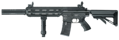 ICS CXP16 M4 Long Rifle (ASRE336) / AEG Airsoft Rifle - Totowa Airsoft