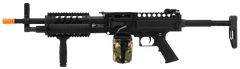 Knight's Armament Stoner 96 LMG by Classic Army (ASRE258) / AEG Airsoft Machine Gun - Totowa Airsoft