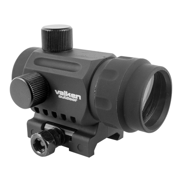 Valken Mini Red Dot Optic (RD006B) / Reflector Sight - Totowa Airsoft