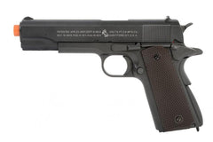 Colt 1911 100Th Anniversary Pistol by KWC (ASPC106) / CO2 Airsoft Pistol - Totowa Airsoft