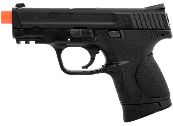 S&W M&P9C Compact Pistol by VFC (ASPG139) / Green Gas Airsoft Pistol - Totowa Airsoft