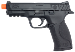 S&W M&P9 Full Pistol by VFC (ASPG155) / Green Gas Airsoft Pistol - Totowa Airsoft