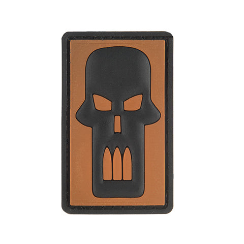 G-Force Bullet Skull Patch (PATCH140) / Morale Patch - Totowa Airsoft