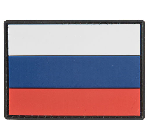 G-Force Russia Flag Patch (PATCH146) / Morale Patch - Totowa Airsoft