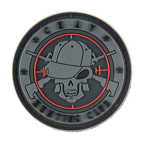 G-Force Hunting Club Patch (PATCH147) / Morale Patch - Totowa Airsoft