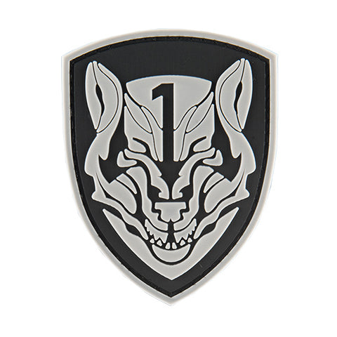 G-Force Shield Wolf Patch (PATCH153) / Morale Patch - Totowa Airsoft