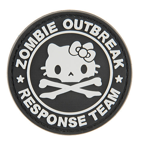 G-Force Zombie Outbreak Response Team Patch (PATCH076) / Morale Patch - Totowa Airsoft
