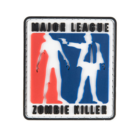 G-Force Major League Zombie Killer Patch (PATCH155) / Morale Patch - Totowa Airsoft