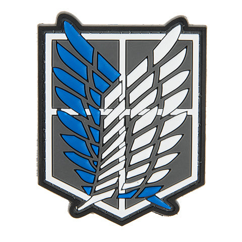 G-Force Attack on Titan Patch (PATCH089) / Morale Patch - Totowa Airsoft