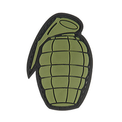 G-Force Grenade Patch (PATCH162) / Morale Patch - Totowa Airsoft