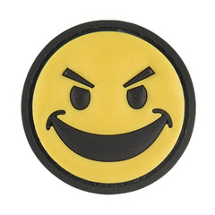 G-Force Evil Smiling Face Patch (PATCH114) / Morale Patch - Totowa Airsoft