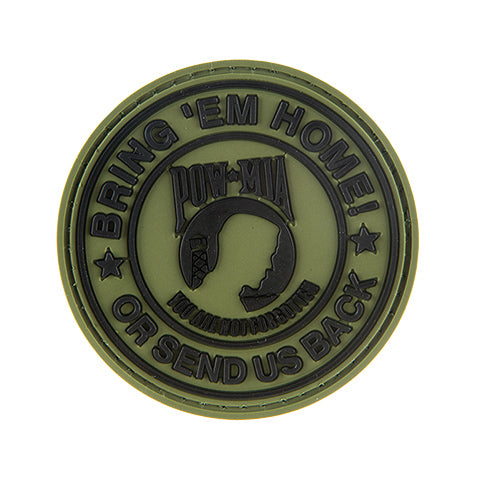 G-Force Bring Them Home, or Send Us Back Patch (PATCH100) / Morale Patch - Totowa Airsoft