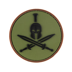 G-Force Spartan Patch (PATCH103) / Morale Patch - Totowa Airsoft