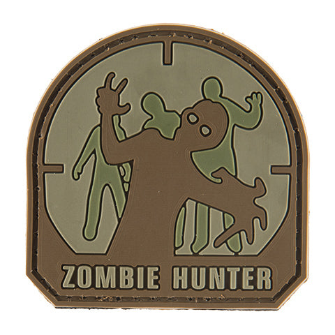 G-Force Zombie Hunter Patch (PATCH125) / Morale Patch - Totowa Airsoft