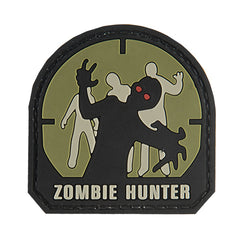 G-Force Zombie Hunter Patch (PATCH122) / Morale Patch - Totowa Airsoft
