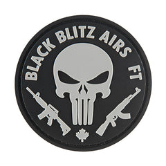 G-Force Black Blitz Airs FT Patch (PATCH169) / Morale Patch - Totowa Airsoft