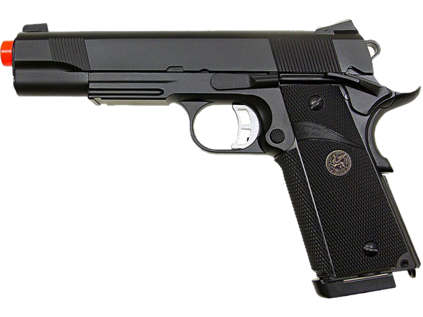 KJW 1911 Midnight Madness Pistol (ASPG141) / Green Gas / CO2 Airsoft Pistol - Totowa Airsoft