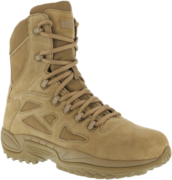 Reebok Men's Rapid Response RB (RB8977) / Tactical Boots - Totowa Airsoft