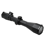 NcStar 3-9x40 Rubber Armored Blue & Red Mil-Dot Scope (SOCTM3940G) / Telescopic Sight - Totowa Airsoft