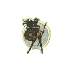 Warrior Goddess Patch (PATCH051A) / Morale Patch - Totowa Airsoft