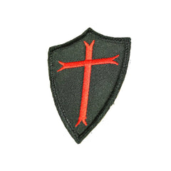 Poor Knights Patch (PATCH049BA) / Morale Patch - Totowa Airsoft