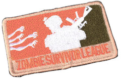 Zombie Survivor League Patch (PATCH035A) / Morale Patch - Totowa Airsoft