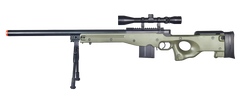 L96 Sniper Rifle (ASRS218OD) / Spring Sniper Rifle - Totowa Airsoft