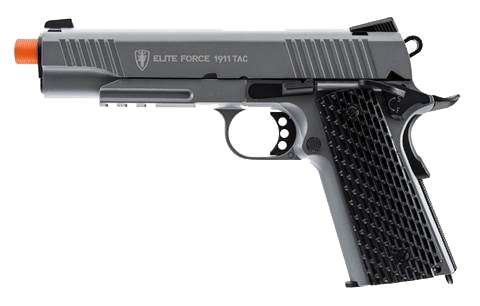 Elite Force 1911 TAC Pistol (ASPC150) / CO2 Airsoft Pistol - Totowa Airsoft