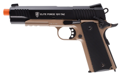 Elite Force 1911 TAC Pistol by KWC (ASPC120) / CO2 Airsoft Pistol - Totowa Airsoft