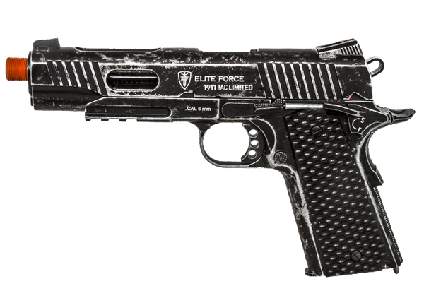 "Elite Force Vintage 1911 TAC Pistol by KWC (ASPC120V) <span style=""color:red;"">(Discontinued)</span> / CO2 Airsoft Pistol - Totowa Airsoft"