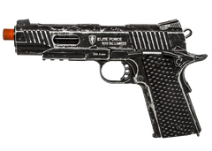 Elite Force Vintage 1911 TAC Pistol by KWC (ASPC120V) / CO2 Airsoft Pistol - Totowa Airsoft