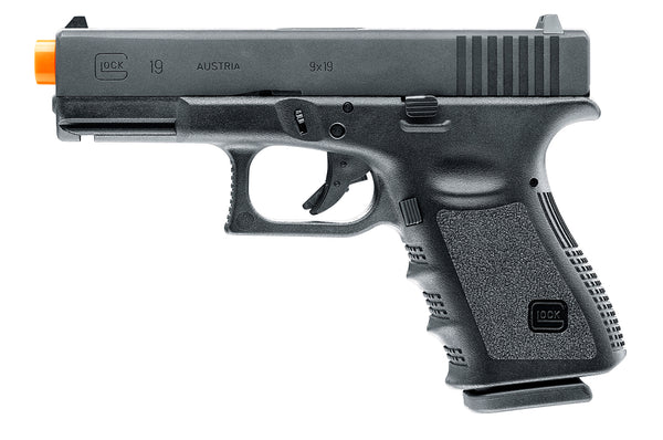 Elite Force Glock 19 NBB CO2 Pistol (ASPC170) / CO2 Airsoft Pistol - Totowa Airsoft