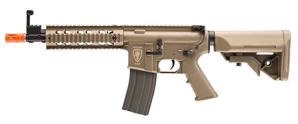 Elite Force M4 CQB RIS V2 Rifle by VFC (ASRE197V2T) / AEG Airsoft Rifle - Totowa Airsoft