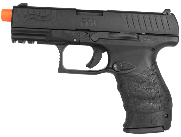 Walther PPQ Pistol by VFC (ASPG150) / Green Gas Airsoft Pistol - Totowa Airsoft