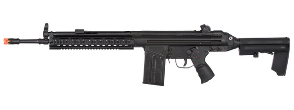 LCT LC-3 w. AR Stock Rifle (ASRE367) / AEG Airsoft Rifle - Totowa Airsoft