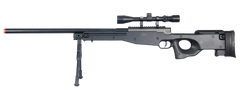 L96 Sniper Rifle (ASRS218B) / Spring Sniper Rifle - Totowa Airsoft