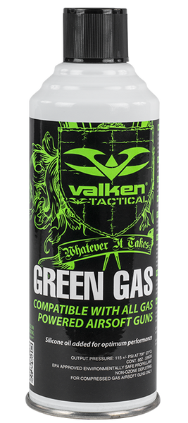 Green Gas (GGValken) / Green Gas - Totowa Airsoft