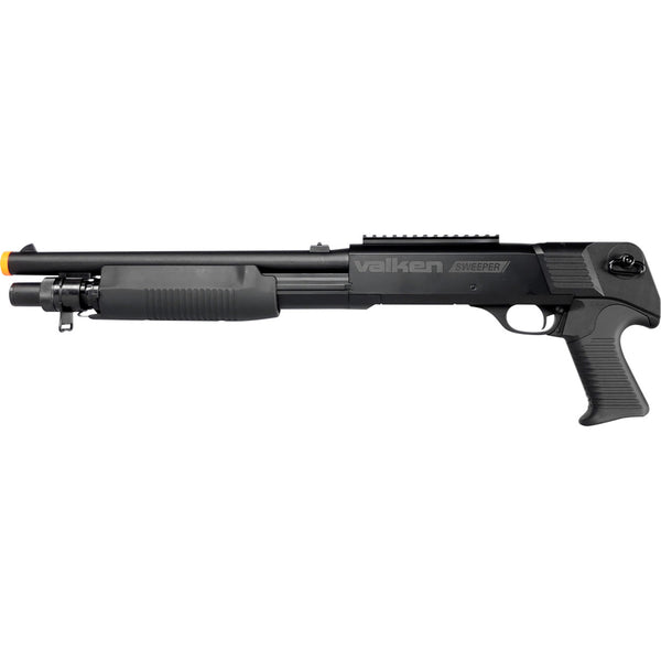 Valken Triple Threat Sweeper Shotgun (ASRS230) / Spring Sniper Rifle - Totowa Airsoft