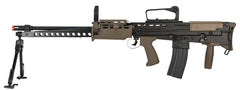 ICS L86 A2 Rifle (ASRE372) / AEG Airsoft Rifle - Totowa Airsoft